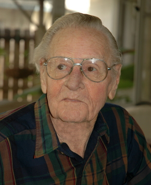photo of famed Floridian author Patrick Smith