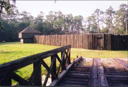 Fort Foster in Florida