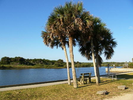 Gamble Rogers State Park in Flagler Beach Florida
