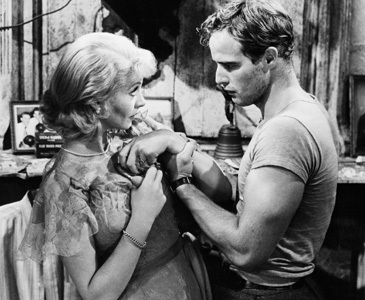 A Streetcar Named Desire scene by Tennessee Williams